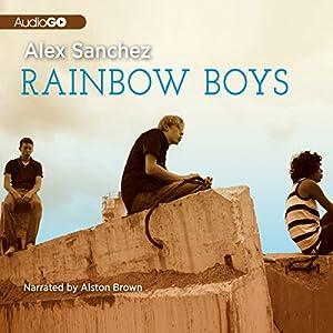 Rainbow Boys Audiobook
