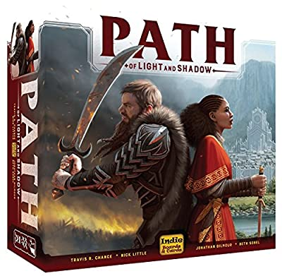 Indie Boards & Cards Path of Light and Shadow Board Games by PSIQ7