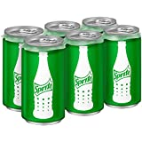 Sprite Mini-Can, 7.5 Fluid Ounce (Pack of 6)