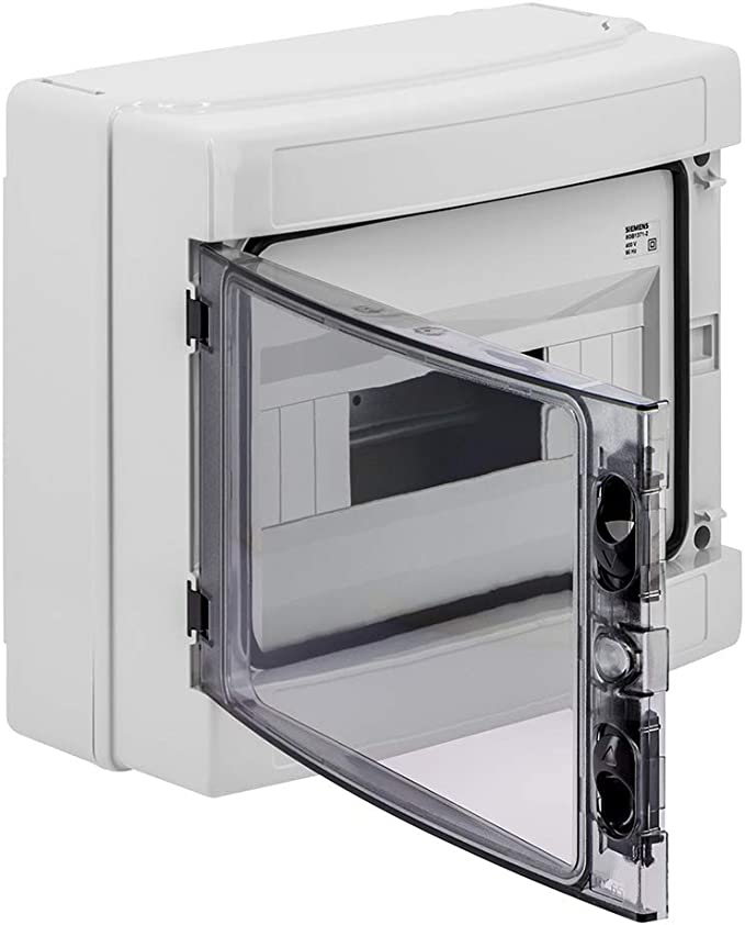 Siemens 8GB1371-2 caja eléctrica - Caja para cuadro eléctrico (1,49 kg): Amazon.es: Bricolaje y herramientas