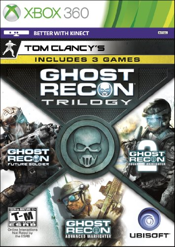 Tom Clancy's Ghost Recon Trilogy Edition for sale  Delivered anywhere in USA