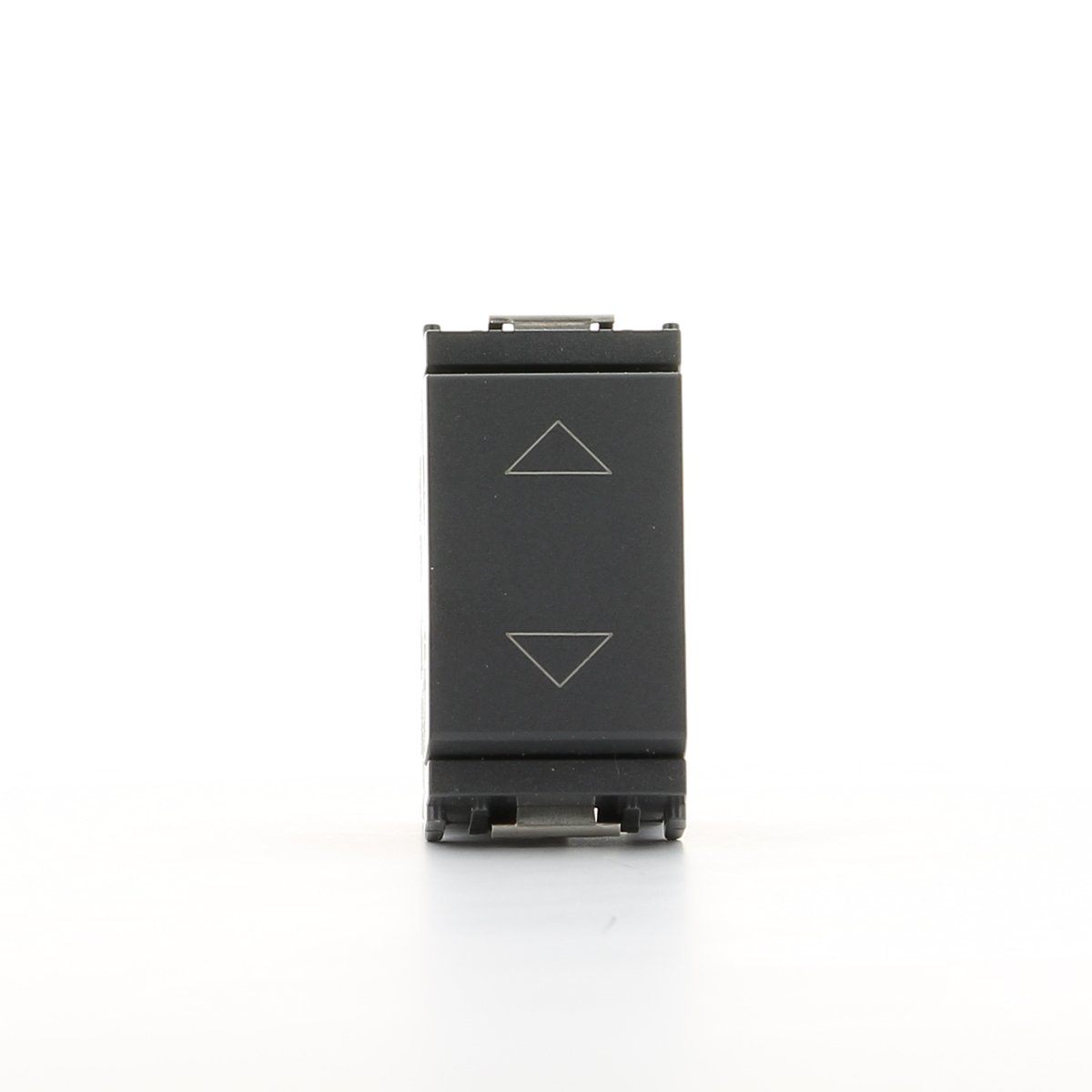 Vimar Serie Idea/ /Pulsante commutatore 1/polo 10/A Grigio