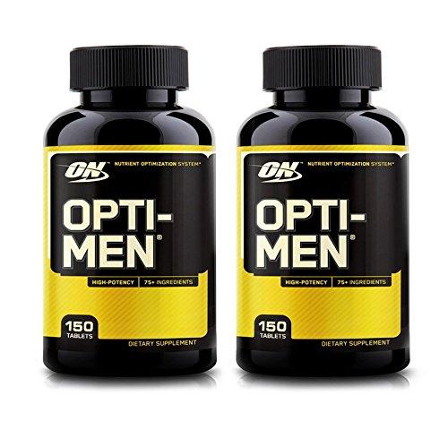 Optimum Nutrition Opti Men - Optimum Nutrition Opti-men Multivitamins, 150 x 2
