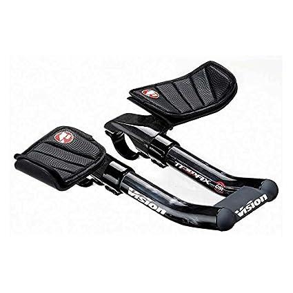 Vision Team Mini TT Clip-Ons Aero Bar 31 8mm x 170mm UCI Legal