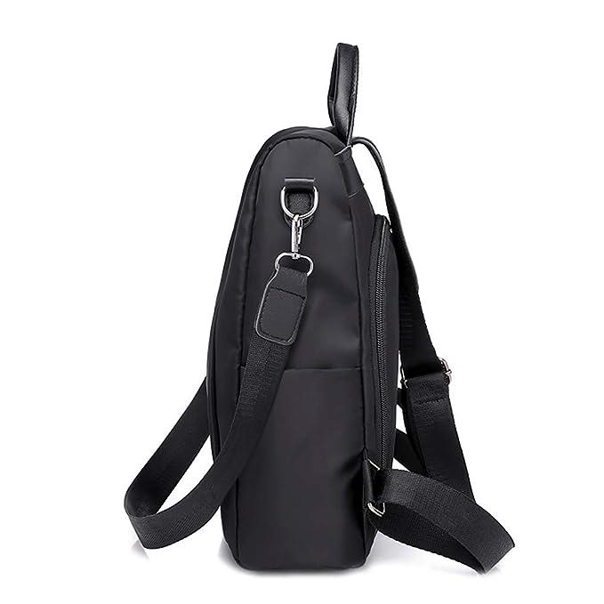 Amazon.com: Sinzelimin Women Backpack Purse Waterproof Oxford Cloth Anti-Theft Rucksack Lightweight School Shoulder Bag for Girls: Sports & Outdoors