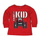 CASE IH Kid Front -Toddler Long Sleeve TEE-4T