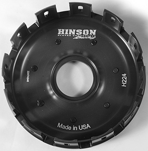 04-09 HONDA TRX450R: Hinson Billet Clutch Basket (Hinson Billet Clutch Basket)