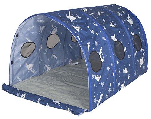 (Pacific Play Tents 95300 Kids Glow n' The Dark Space Capsule Playhouse Play, 56