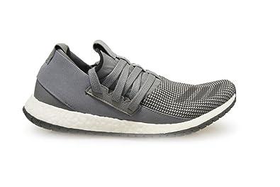 adidas  Adidas Pure Boost Run Herren Sneaker grau Grey Grey Grey 42 EU