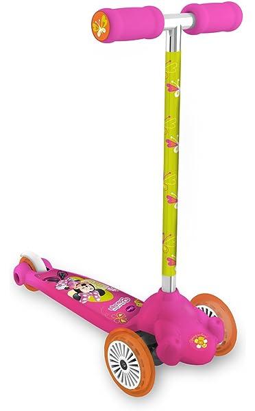 Smoby - Patinete Minnie Mouse (450186): Amazon.es: Juguetes ...