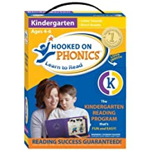 Hooked on Phonics: Learn to Read Kindergarten System by Hooked on Phonics (2005-06-28)