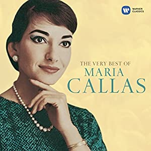 "Afficher ""The very best of Maria Callas"""