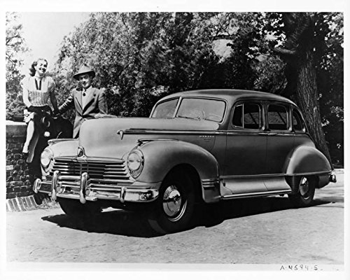 1946 Hudson Eight Sedan Automobile Photo Poster from AutoLit