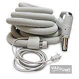 Beam 30' Corded Central Vacuum Hose 050279