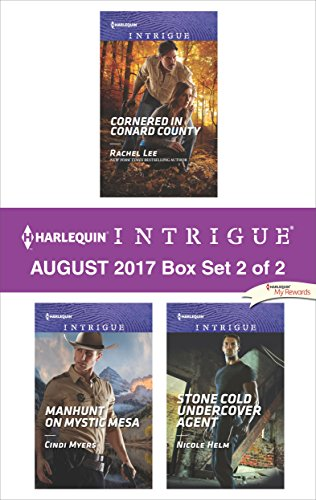 Harlequin Intrigue August 2017 - Box Set 2 of 2: An Anthology