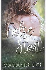 False Start (The McKay-Tucker Men) (Volume 1) Paperback