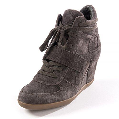 Bis Bistro Bowie Femme Montantes Chaussures Baskets Ash qxPOwFE4W