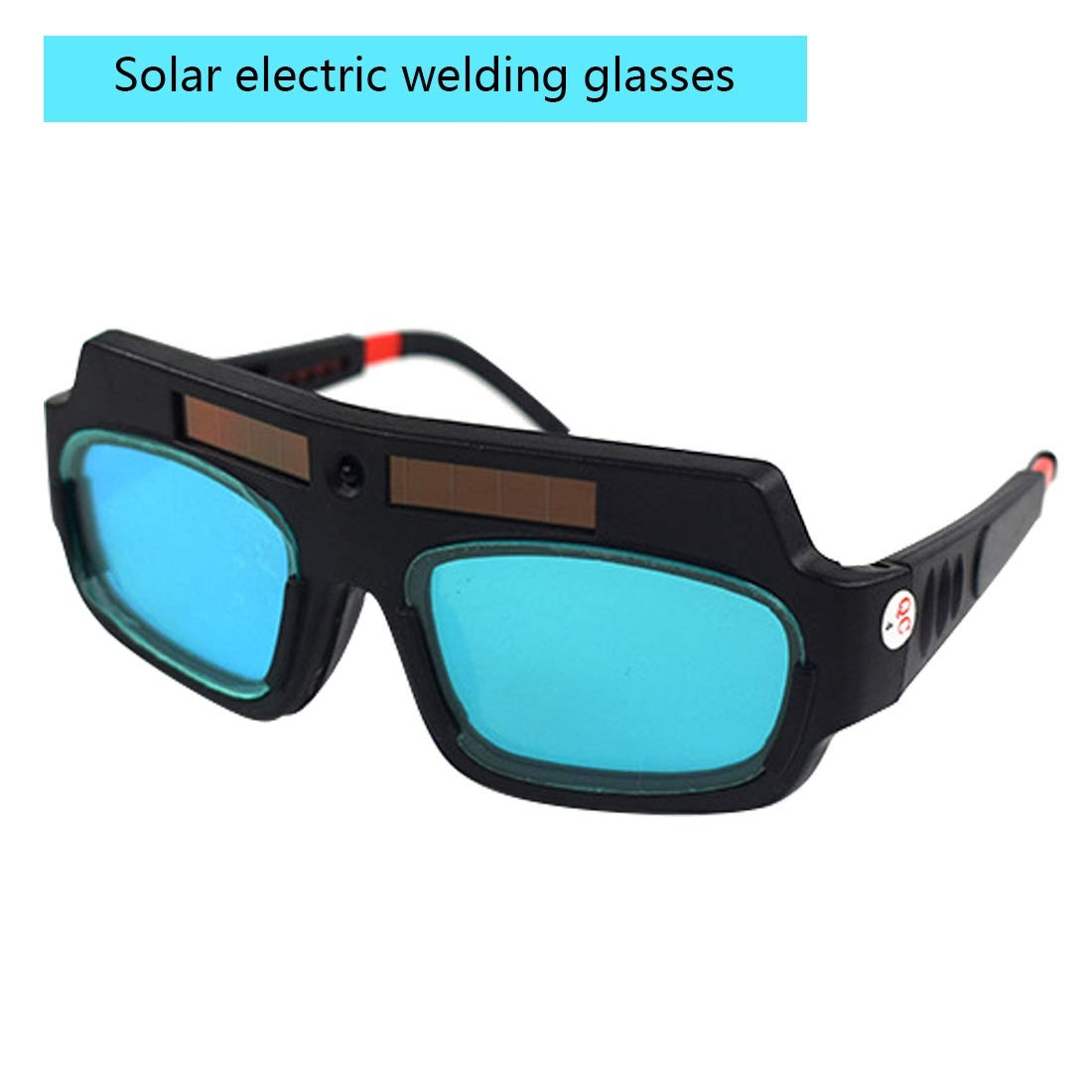 YUANYUAN521 Argon Arc Welding Glasses 1pc Solar Powered Auto Darkening Welding Helmet Mask Welding Glass Welding Glasses by YUANYUAN521