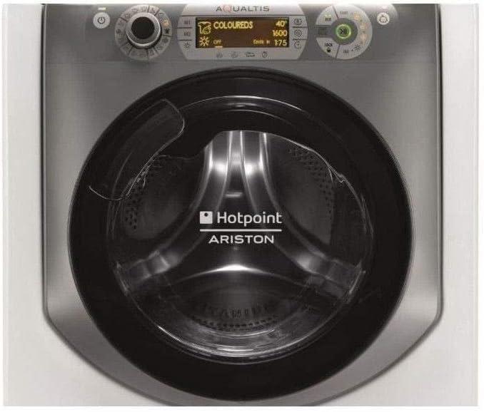 Hotpoint-Ariston AQD1070D69EU Lavadora de 10 kilogramos, 1600 rpm ...