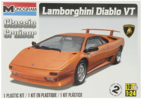 Revell Monogram Lamborghini Diablo VT