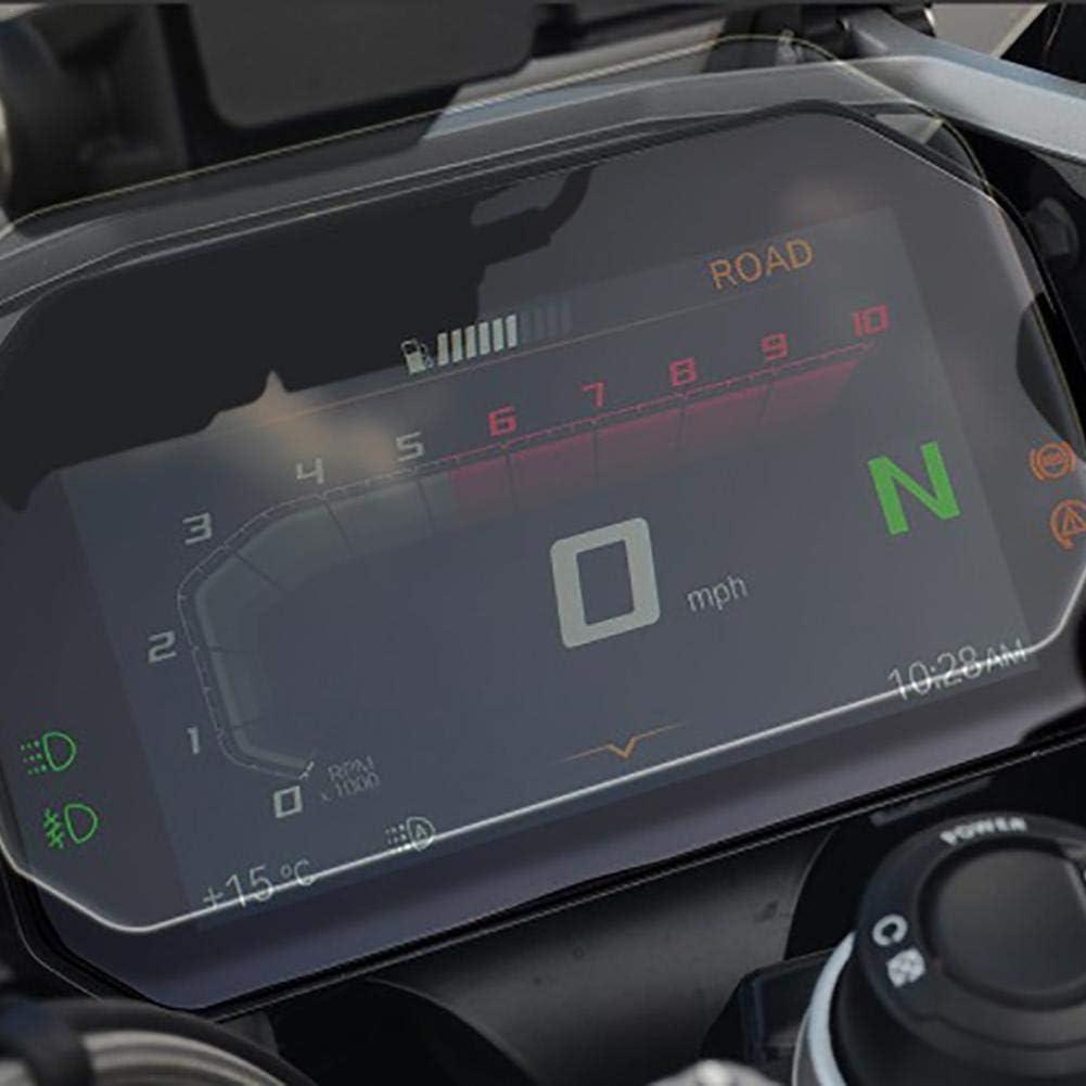 TOOGOO Film De Protection Contre Les Rayures Protecteur D/écran pour BMW R1200Gs Adventure 2018 Moto R1200Gs 2018 LC Adventure