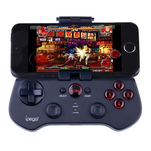 iPEGA PG-9017S Wireless Bluetooth Game Controller, Black – Android