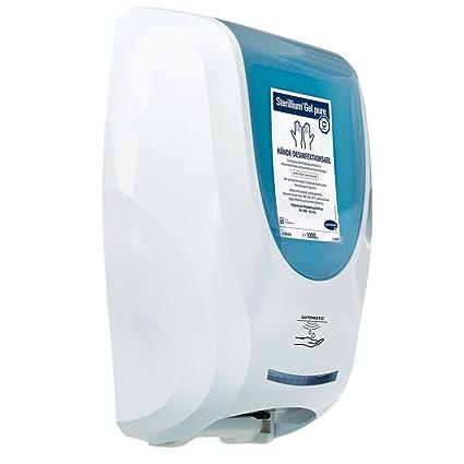 Dosificador dispensador CleanSafe touchless Gel de desinfección sin contacto Sensor de infrarrojos