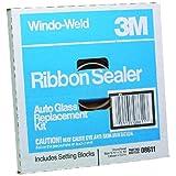 "3M 08611 Window-Weld 5/16"" x 15' Round Ribbon Sealer Kit"