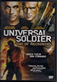 Universal Soldier Day of Reconing (Dvd, 2013)