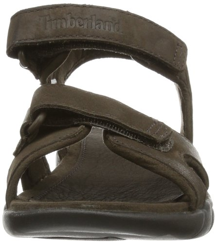 2 marrone Strap Harbor Rye Sandal Unisex Leather bambino EK Timberland Sandali OqtBSwPnA