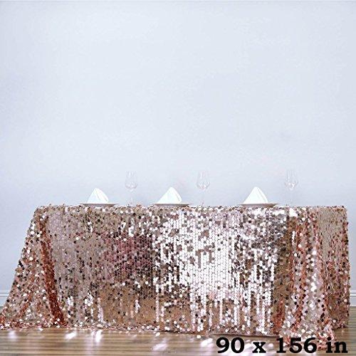 - Tableclothsfactory 90X156