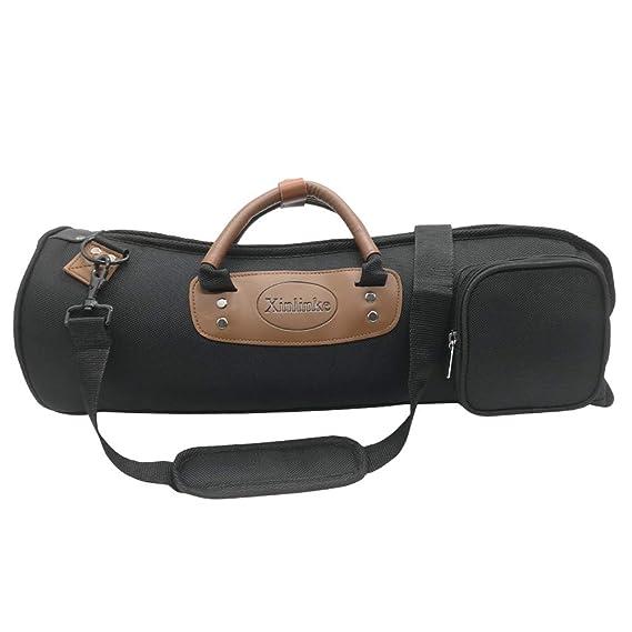 Amazon.com: xinlink Professional Trompeta Gig Bag 1200d ...