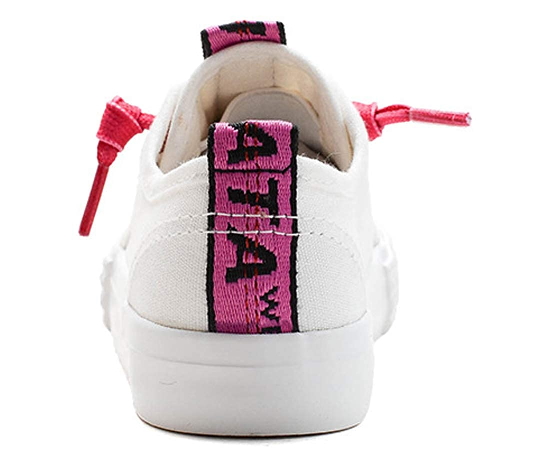 Toddler//Little Kid//Big Kid iDuoDuo Boys Girls Breathable Knit Walking Shoes Toggle Kids Running Shoes
