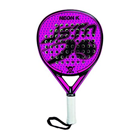Pala de pádel Neon K Just Ten: Amazon.es: Deportes y aire libre