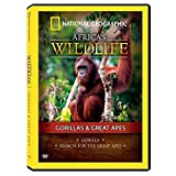 National Geographic Africa's Wildlife Collection Gorillas and Great Apes