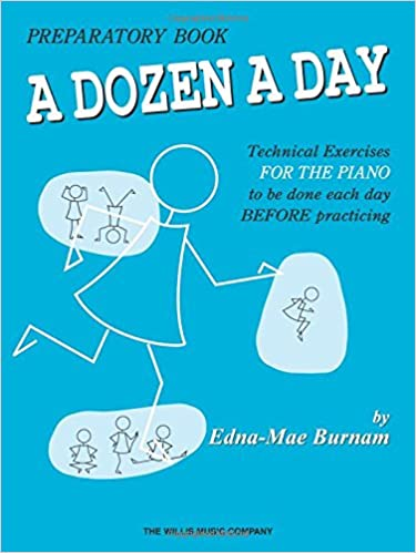 A Dozen A Day Preparatory Book Pdf