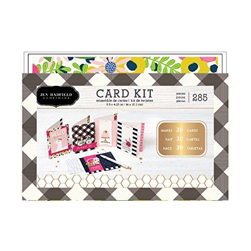 Jen Hadfield 733890 Cards, Multicolor