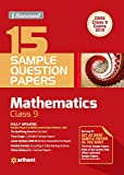 15 Sample Question Papers Mathematics Class 9th CBSE