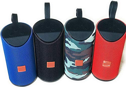 TG113 Explode Super Bass High Vol Bluetooth Speaker (Military)
