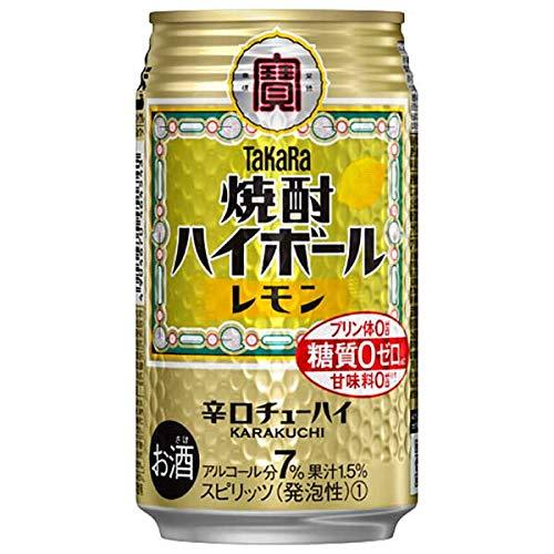 タカラ  焼酎ハイボール レモン