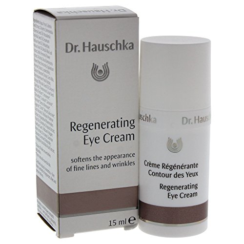 Dr. Hauschka Regenerating Eye Cream for Women, 0.5 Ounce