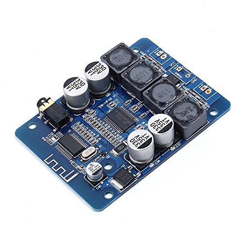 1PCS TPA3118 Bluetooth digital amplifier 2X30W stereo modified Bluetooth speakers by Dong Yu Yuan