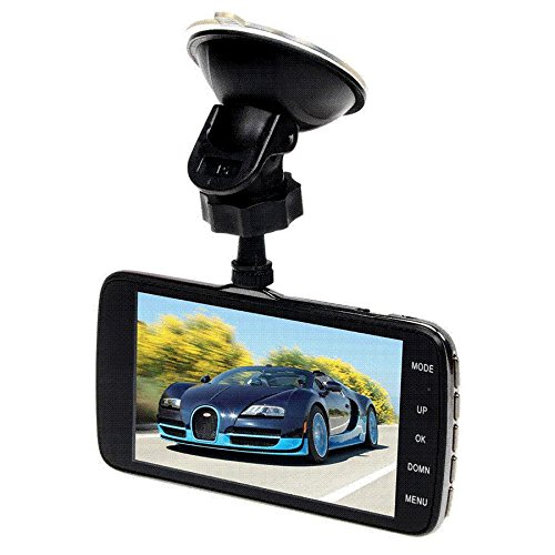 Navitech In Car Dash Cam / Camera Suction Cup Mount Holder for the Toguard Mirror