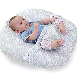 Hoomall Upgraded Version Newborn Lounger for Feeding Playing Bath,Portable Soft,Create a Moment of Hands-Free Bliss for Mom