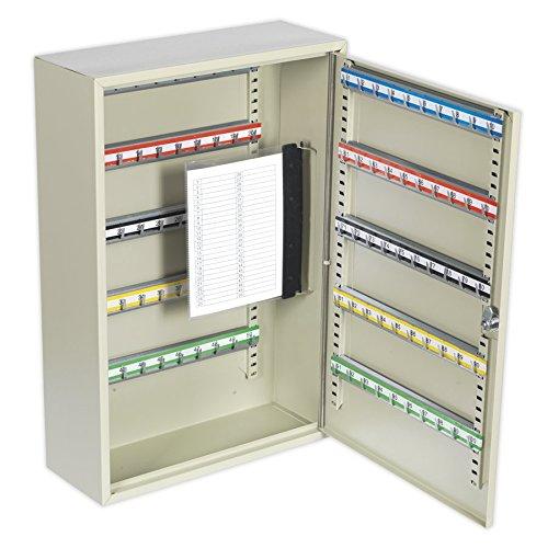 d25c1ec731c Large Key Cabinet Safe 300 Key Capacity Lockable Large DEEP Key safe ...
