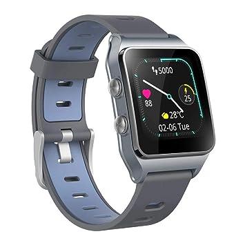 GPS Smartwatch 17 modo deportivo IP68 monitor de actividad reloj ...
