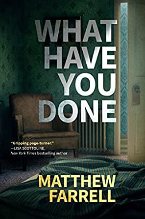 Amazon what have you done ebook matthew farrell kindle store print list price 2495 fandeluxe Gallery