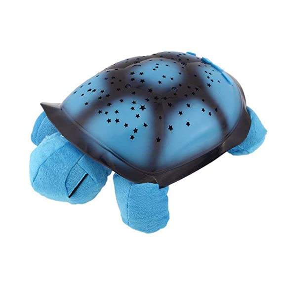 Sea Turtle Starry Sky Proyector Lámpara Beetle Ladybug Lamp Luz de ...