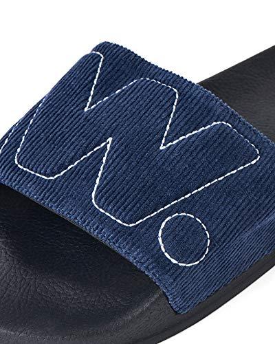 G Raw Homme 1475 Ouvert Slide Bleuservant Cart Bout star IiSandales Blue MzVqSUp