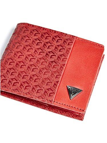 GUESS Emil G Cube Billfold Wallet